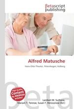 Alfred Matusche