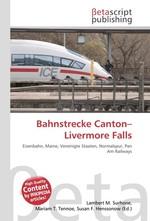 Bahnstrecke Canton–Livermore Falls