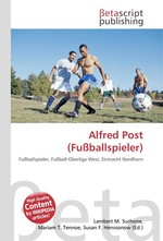 Alfred Post (Fu?ballspieler)