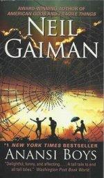 Anansi Boys   (NY Times bestseller)