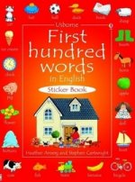 First 100 Words in English - St Book