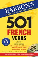 501 French Verbs: + R  6e