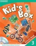 Kids Box 3 AB +R