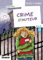 Crime DAuteur A2 Livre + D
