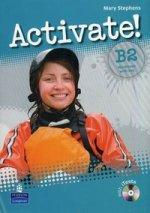 Activate! B2 WBK +key +R Pk