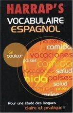 Harraps Vocabulaire Espagnol