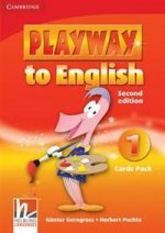 Playway to Eng New 2Ed 1 Cards Pack