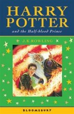 Harry Potter 6: Half-Blood Prince  (Celebr. Ed)