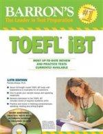 Barrons TOEFL IBT  13e  +R  +Dx2