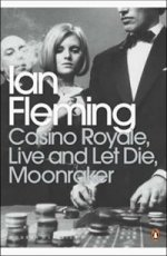 Casino Royale, Live and Let Die & Moonraker (omnibus)