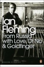 From Russia with Love, Dr No & Goldfinger (omnibus)