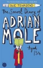 Secret Diary of Adrian Mole (Puffin Ed)