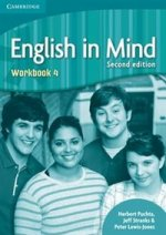 Eng in Mind  2nd Ed 4 WB #дата изд.30.09.11#