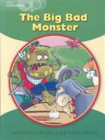Little Explorers A Big Bad Monster,The Reader