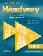 New Headway Work Book (с ключом), уровень – Pre-Intermediate
