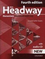 New Headway. Elementary. Workbook With Key. +CD