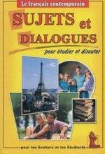 Темы и диалоги.Поcобие по французскому языку