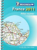 France 2011. Atlas routier