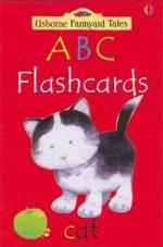 Farmyard - ABC flashcards  (52 cards)