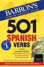 501 Spanish Verbs +D +R 7ed