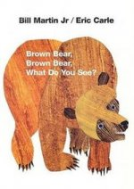 Brown Bear, Brown Bear, What Do You See? (board bk)