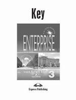 Enterprise 3. Video Activity Book Key. Pre-Intermediate. Ответы к рабочей тетради к видеокурсу
