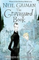 Graveyard Book Ned