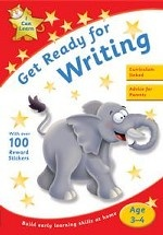 Great Ready for Writing Age 3-4