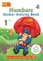 Postman Pat: Numbers (sticker activity book)