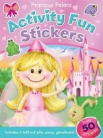 Princess Palace - Activity Fun Sticker Book