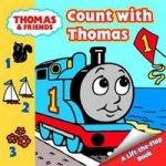 Tomas & Friends: Count with Thomas (board bk)