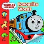 Tomas & Friends: Favourite Words (board bk)