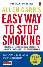 Allen Carr`s Easy Way to Stop Smoking: Be a Happy Non-smoker for the Rest of Your Life