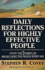 Daily Reflections for Hightly Effective People
