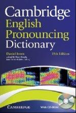 English Pronouncing Dictionary + CD-ROM
