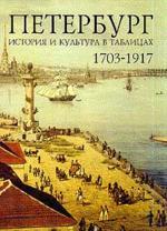 Петербург. История и культура в таблицах