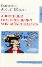 Abenteuer des freyherrn von Munchhausen: на немецком