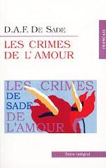 Les Crimes de l`amour