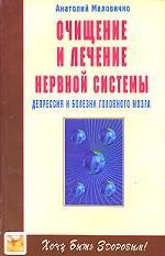 Очищение и лечение нервной системы. Депрессия, болезни головного мозга