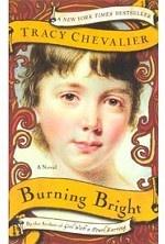 Обложка книги Burning Bright (MM)