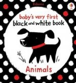 Babys Very First Black & White Books: Animals  (board book)