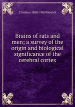 Brains of rats and men; a survey of the origin and biological significance of the cerebral cortex