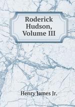 Roderick Hudson, Volume III