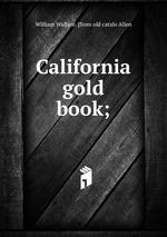 California gold book;