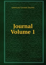 Journal Volume 1