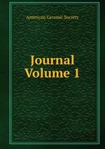 Journal Volume 1