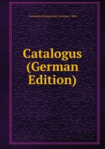 Catalogus (German Edition)