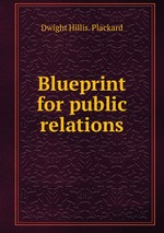 Blueprint for public relations