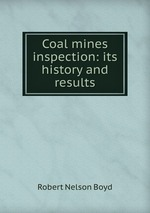 Coal mines inspection: its history and results