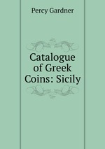 Catalogue of Greek Coins: Sicily